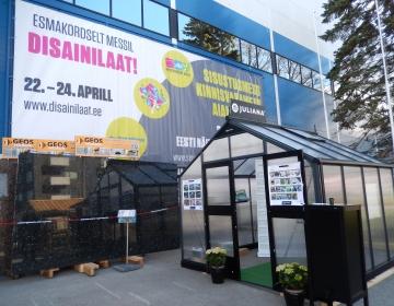 Tallinnas aiandusmessil