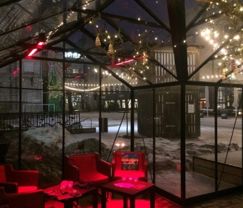 Kasvuhoonedisko 2018 / Greenhouse Disco 2018