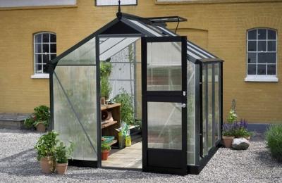 Juliana kasvuhoone Compact 5,0m²