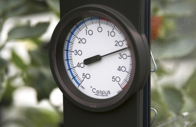 Min/max termomeeter