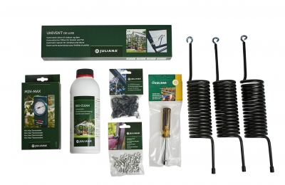 Kasvuhoone tarvikud Start-mix